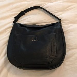 Black leather Marc Jacobs bag NWT